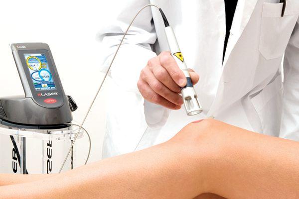 Calgary K Laser Treatment The Foot Institute