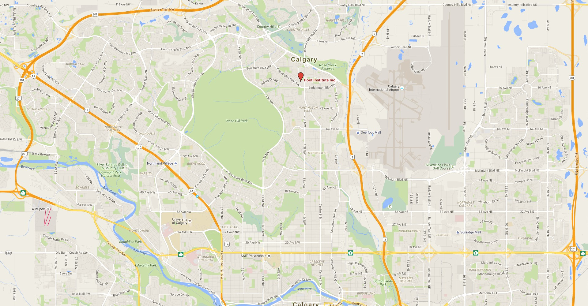 calgary Alberta Foot Clinic & Podiatrist