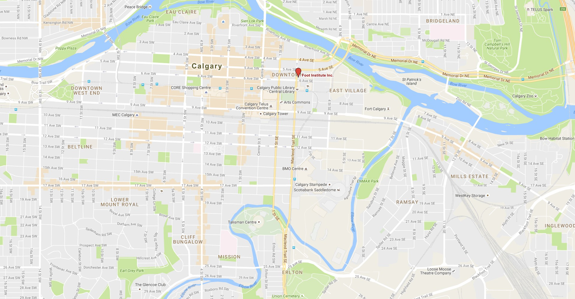 Calgary Downtown Map Calgary Downtown Map | compressportnederland Calgary Downtown Map
