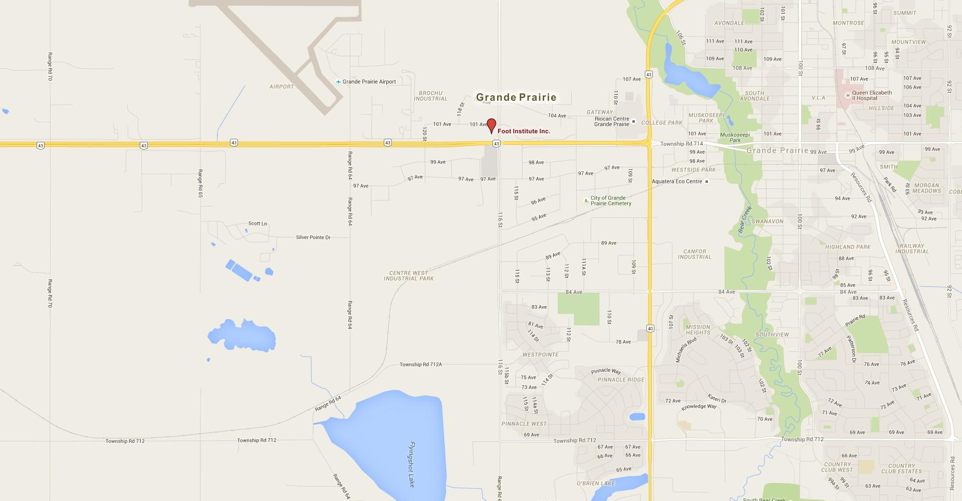 Podiatrist Foot Clinic Grande Prairie The Foot Institute