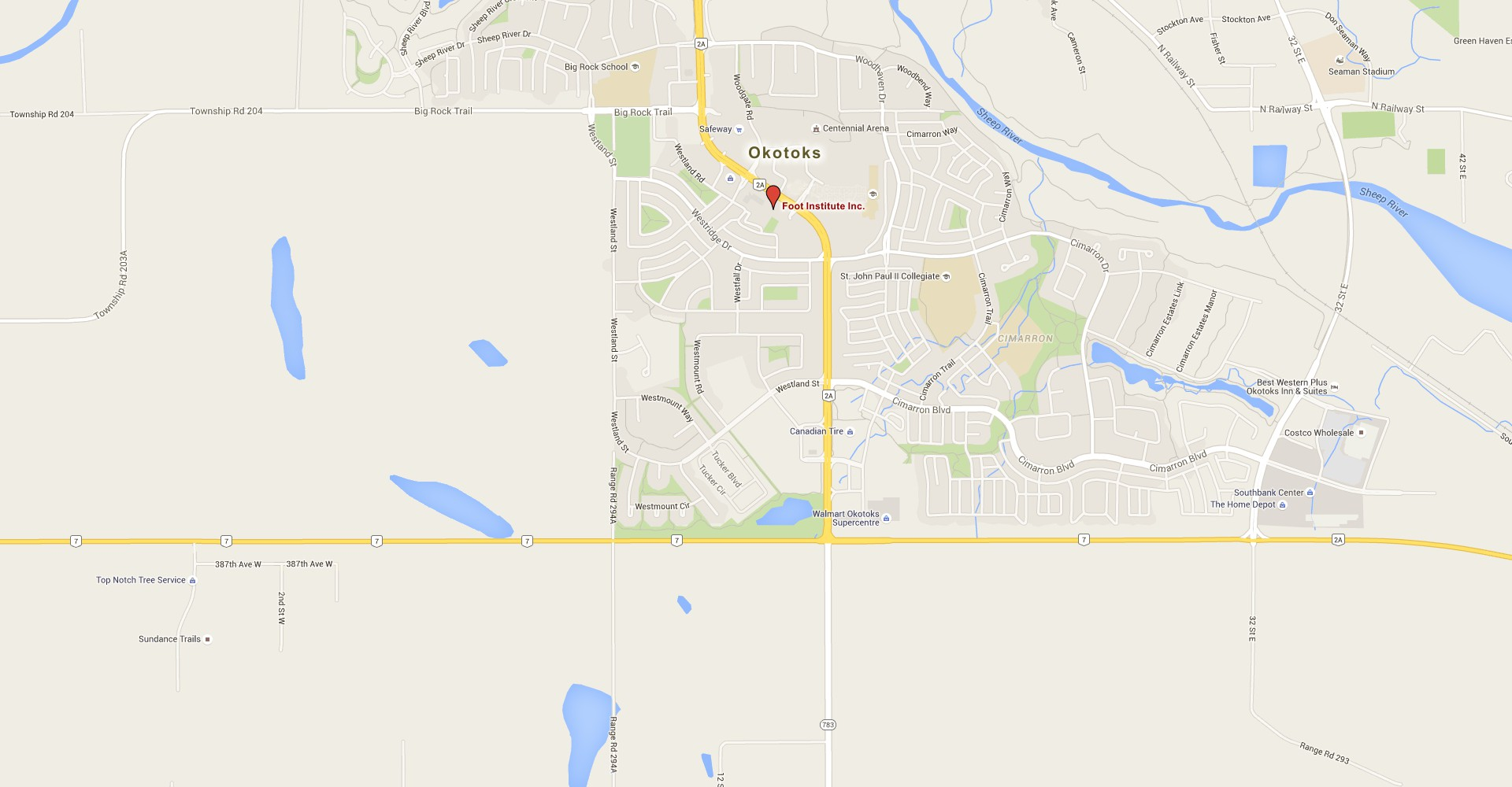 okotoks Alberta Foot Clinic & Podiatrist